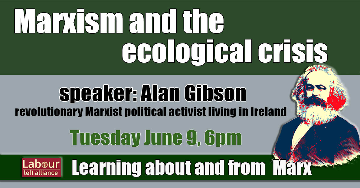 Marxism and the ecological crisis