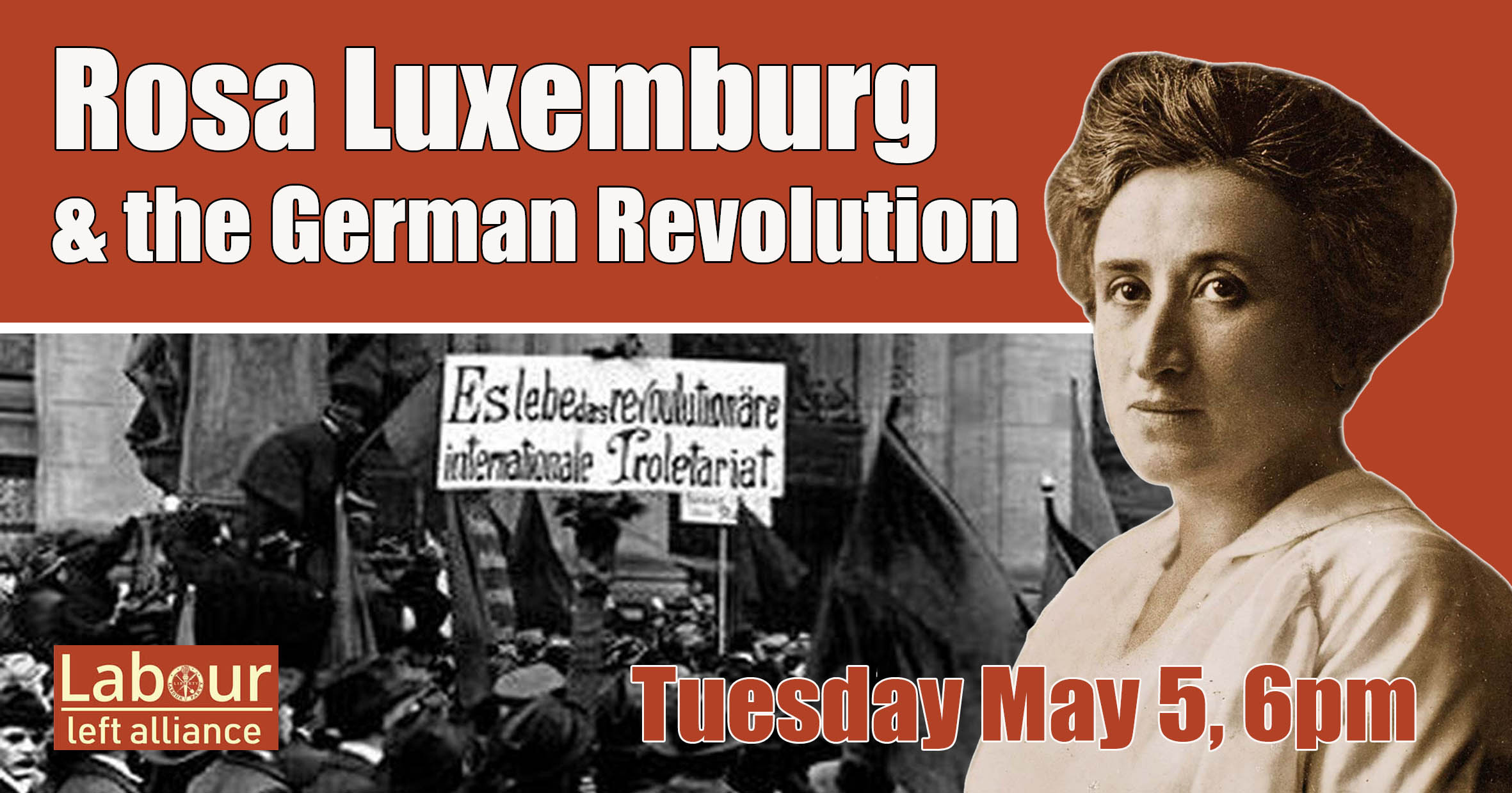 Rosa Luxemburg and the German Revolution