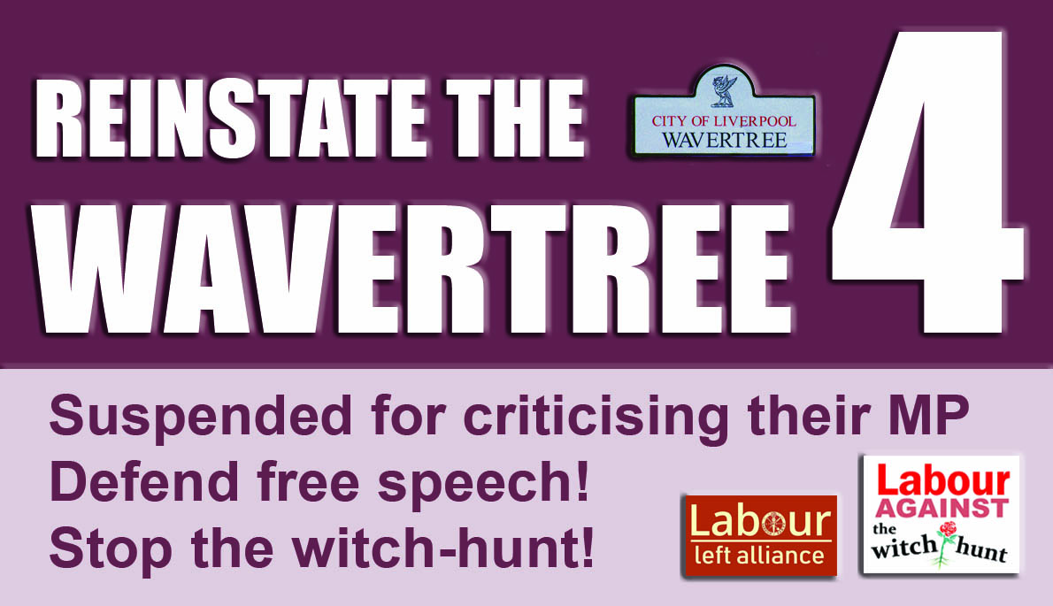 Reinstate the Liverpool Wavertree 4!