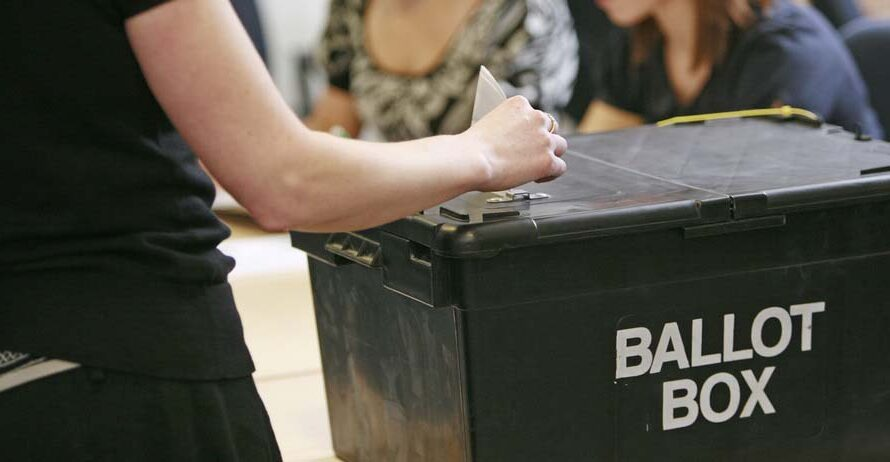 Local elections: Campaign for left-wing candidates only