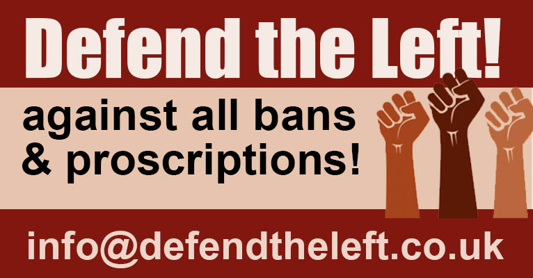 Say no to all bans and proscriptions!